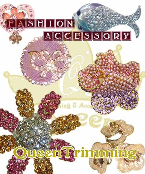 Strass broches Broche - Mode de pierres