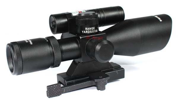 Vektoroptik sideswipe taktischen kompakten bereich des gewehr 2.5