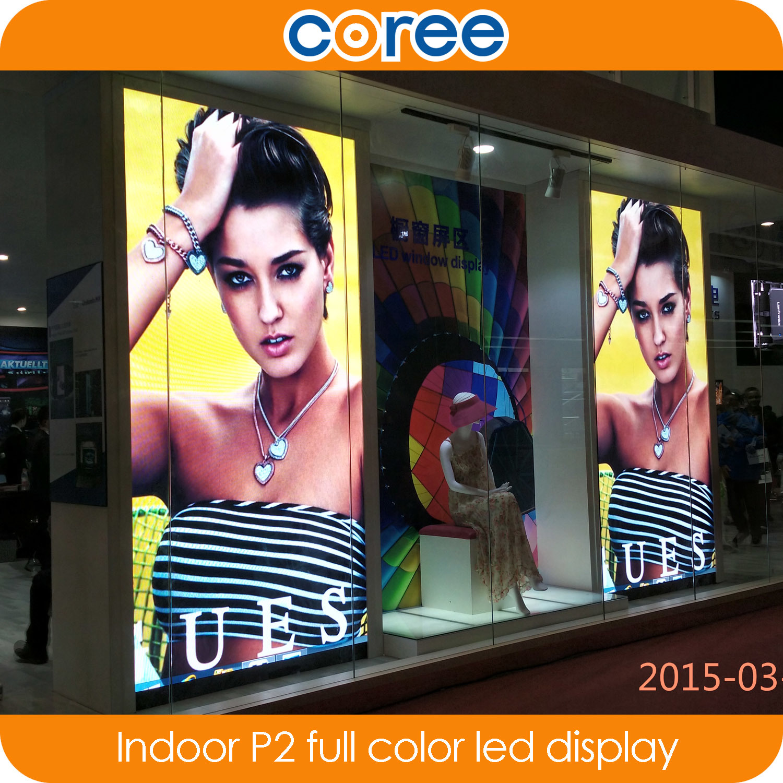 Alta Definição para interior P2 SMD LED ecrã a cores