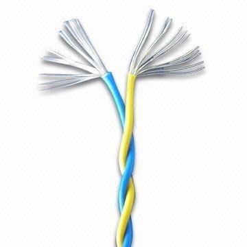 El cable eléctrico (Par Trenzado)