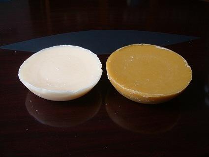 Высокое качество оптовой Custom основную часть природных пчелиного воска