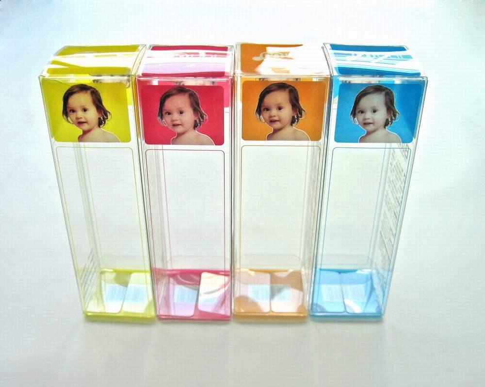 Caja de PVC