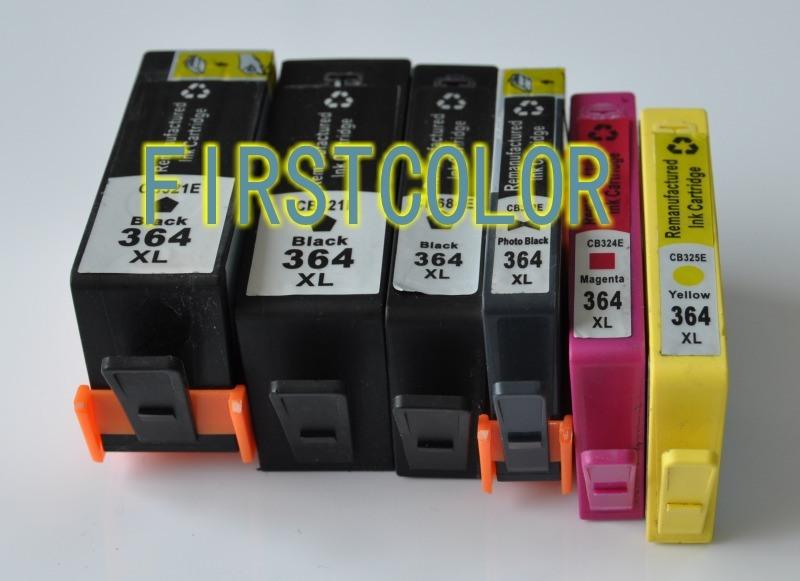 Überholte Tintenpatronen für HP 364XL, HP364xl mit Chip