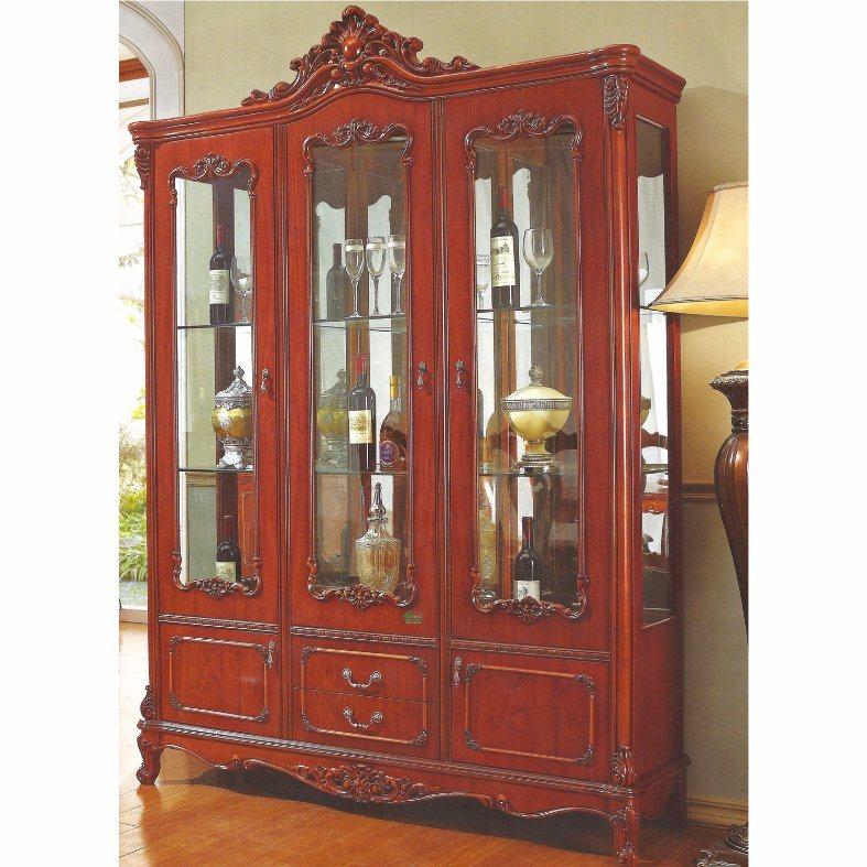 Foto de Vino de madera Cellaret con aparador para Muebles de Comedor ...