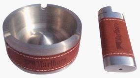 Ashtray-A09 in lega di zinco