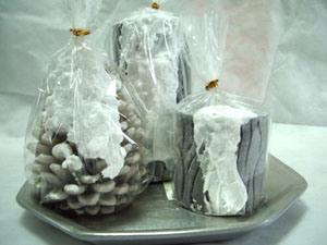 Stump & Pine Nut Candle