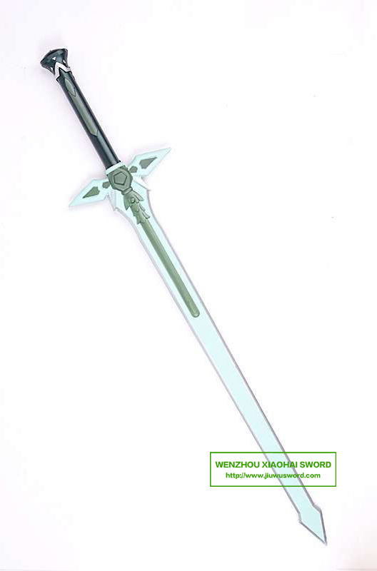 Un pezzo solo 95c005 del giocattolo della spada della gomma piuma di Larp