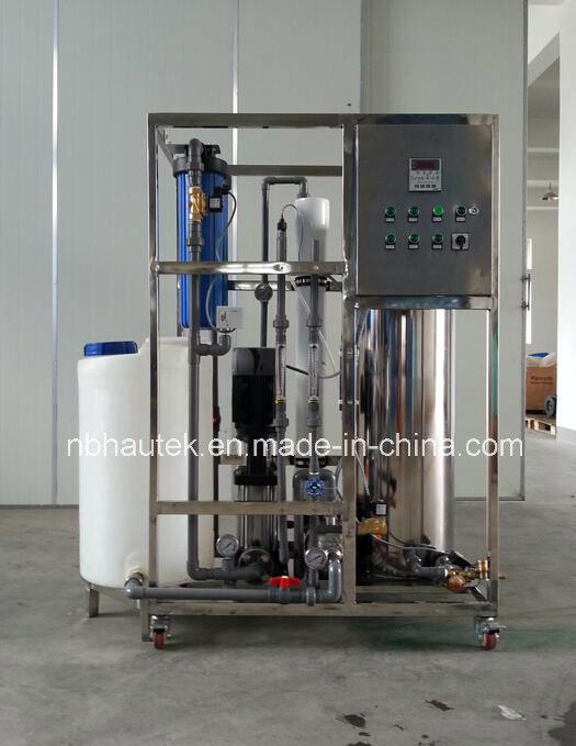Sistema del depuratore di acqua potabile del RO