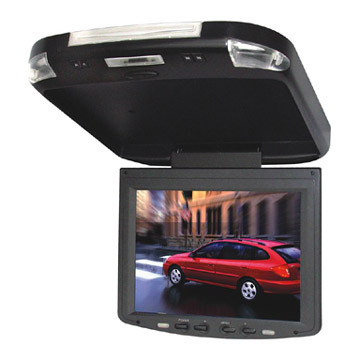 "10. 4"" DVD Techo Coche Monitor (WV-RDVD1000)"