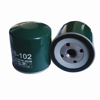 Filtro de óleo GB-102