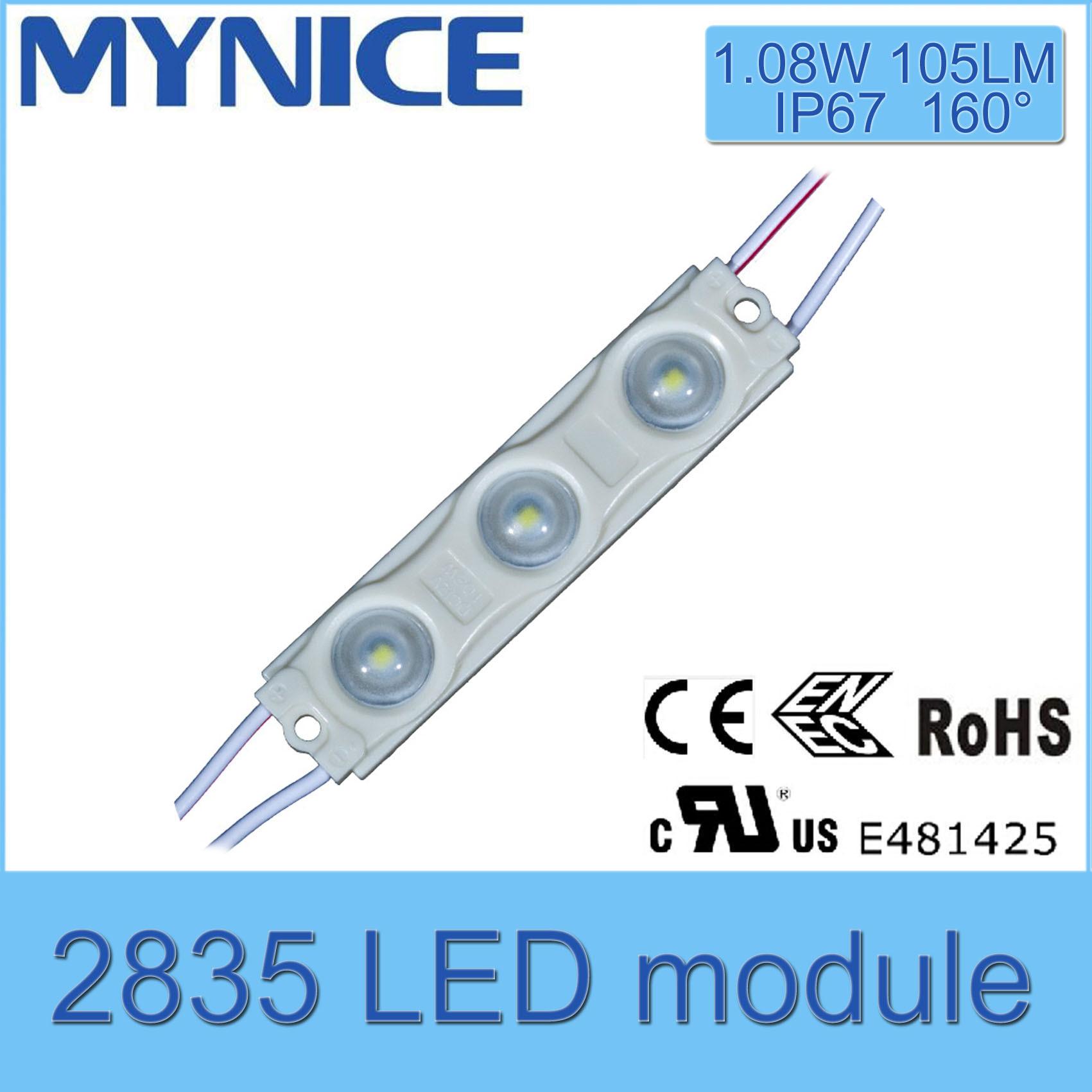 Modulo dell'iniezione di SMD LED impermeabile con 5 anni di garanzia