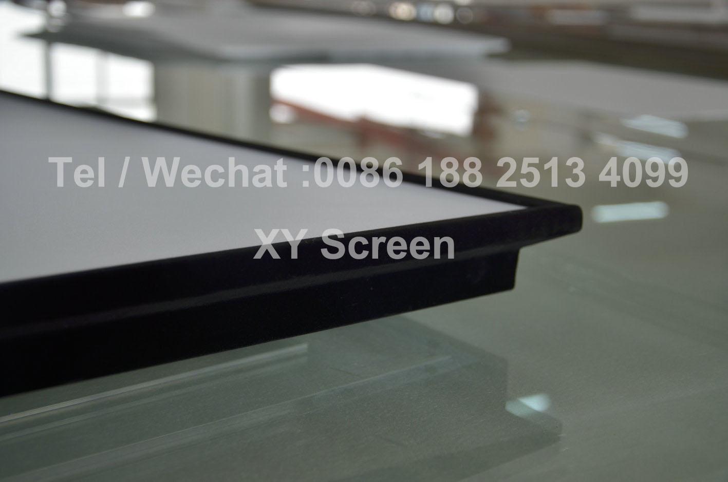 Foto de Los sistemas de cine en casa de cristal negro la pantalla de ...