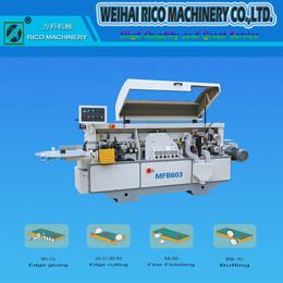 Mfb603 PVC madera cantos automática máquina