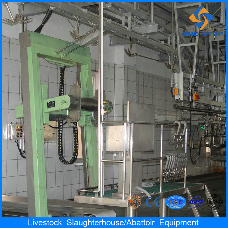 Ce Sheep Muslim Meat Processing Equipment in Abattoir