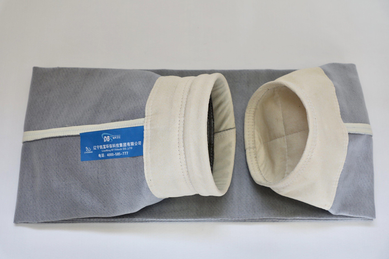 Tipo sacchetto filtro di Nowen della vetroresina con la membrana di PTFE per la pianta del cemento