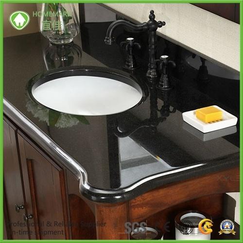 hebei meuble lavabo en granit noir en haut pour la toilette photo sur fr made in. Black Bedroom Furniture Sets. Home Design Ideas