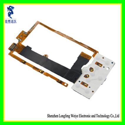 Accessori del telefono mobile per il nastro piano del cavo della flessione di Nokia X3 (LF-NK-FX-X3)