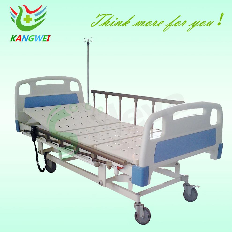 l'abs arrière lit de soins hospitaliers électrique de l'icu medical