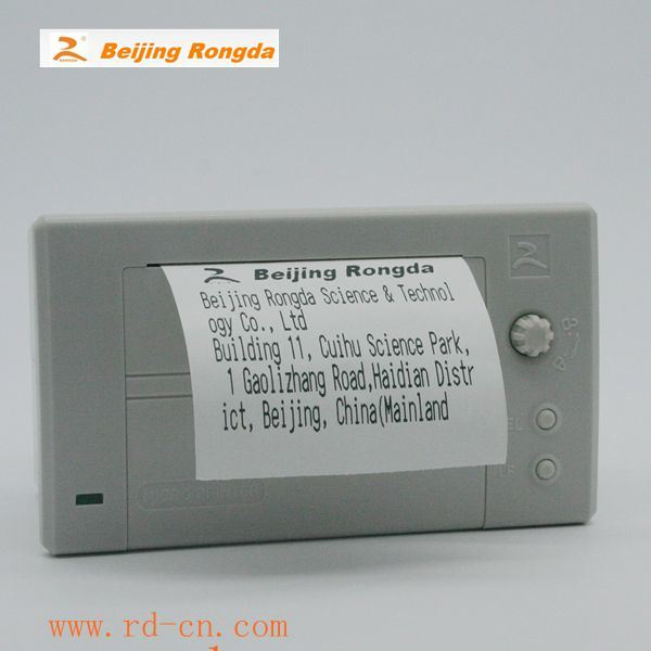 58mmthermal принтер чеков Win7 Label POS принтер