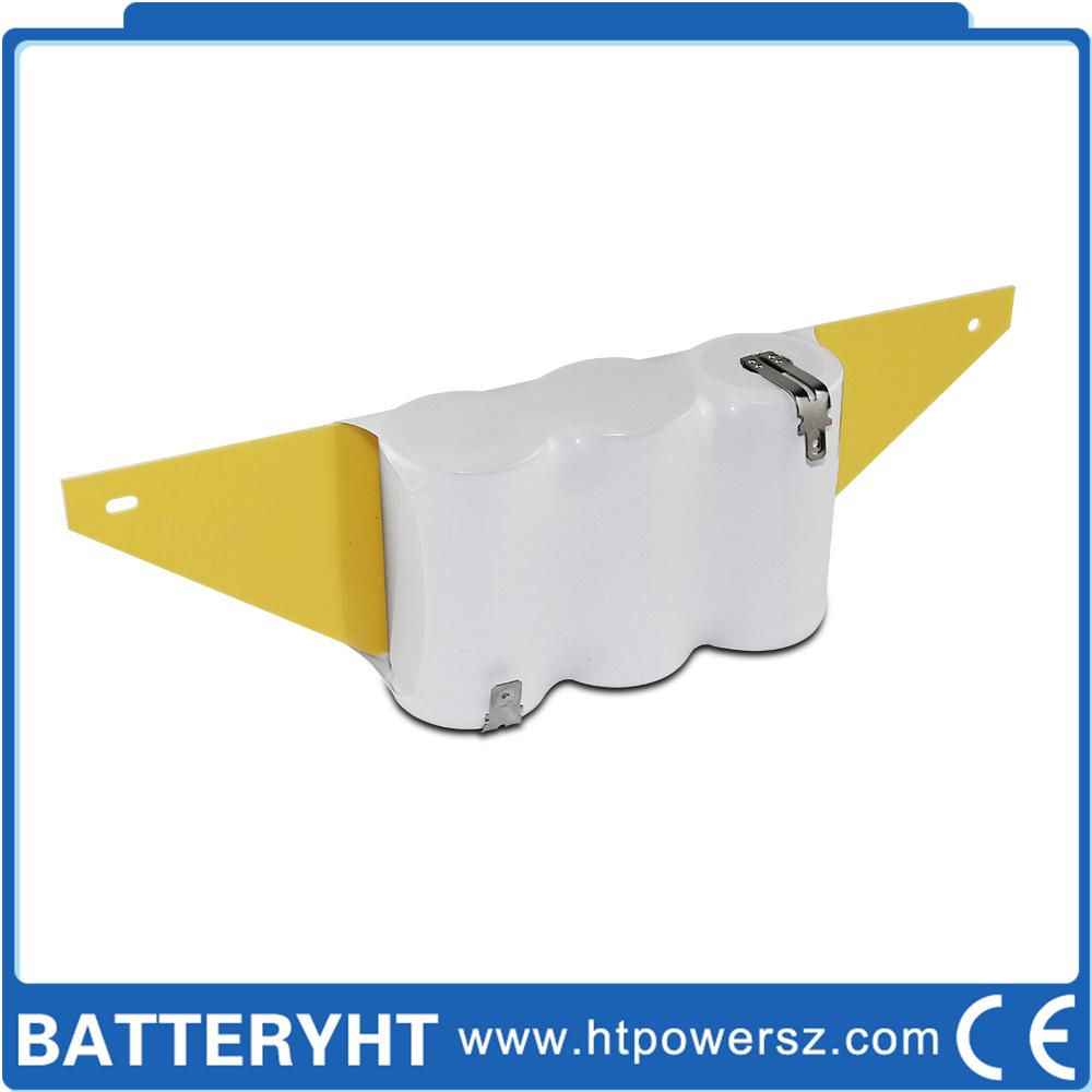 Оптовая торговля Ni-CD напряжение от 3,5 В до высокой температуры аккумуляторной батареи