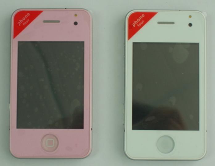 Mini-satélite telefone celular (Mini-N°4)