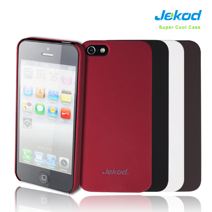 Caso para Apple iPhone 5 (JKSCAPIPHONGE5)