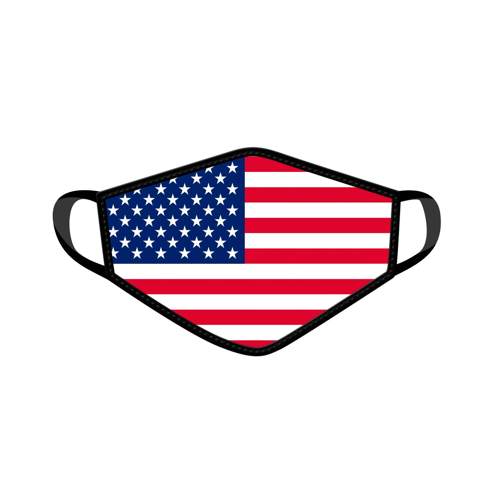 3ply 2ply Pm2.5の高く保護作動した防風の流行の漫画の口の男女兼用の歯の反塵のPolyeaterの綿のマスク