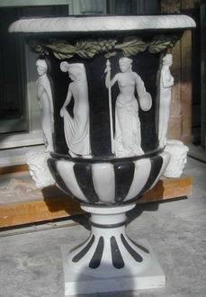 La sculpture en marbre