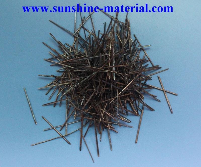 M'Refinforcing304 fondre Extrait de fibres en acier inoxydable