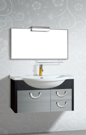 ステンレス鋼ミラーの浴室用キャビネット(304#)