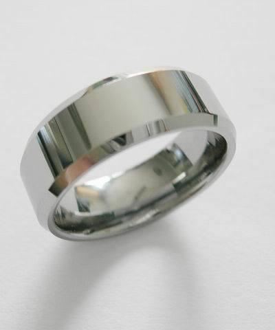 Pure Tungsten Ring (GJR-003)