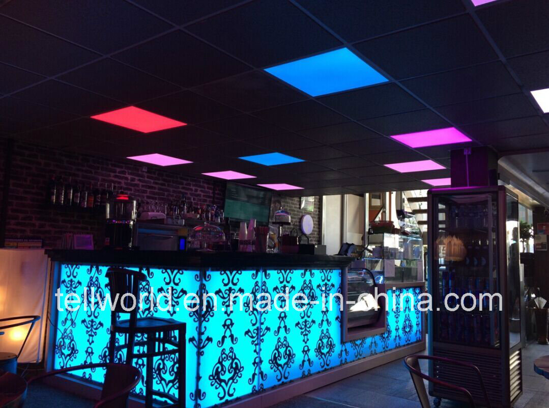 Foto de muebles de la barra moderna con led fansy moderna for Muebles bar diseno