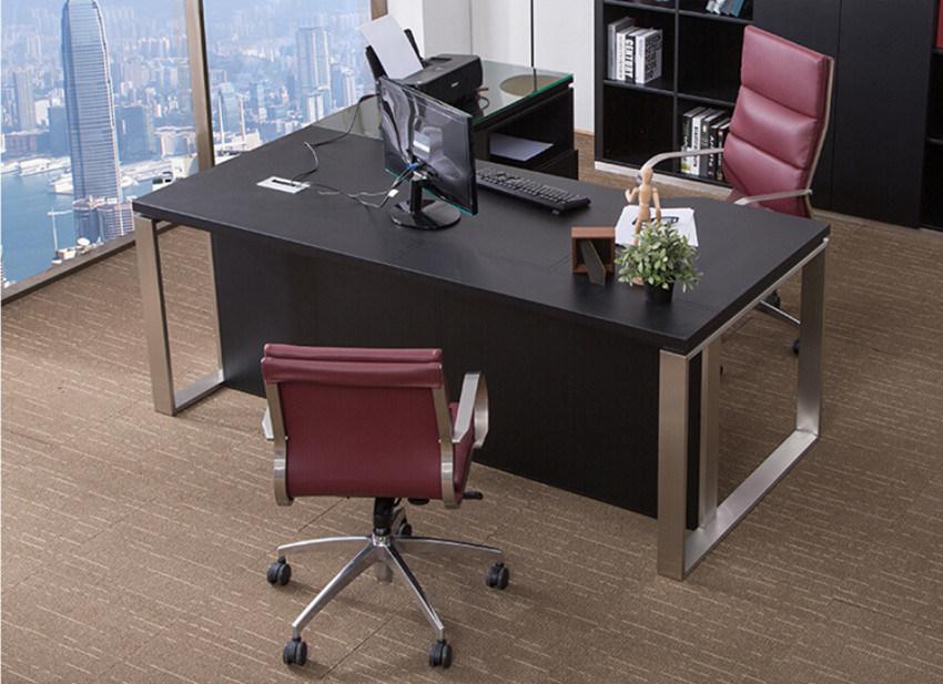 신식 현대 MDF 사무실 책상 사무실 테이블 (AT023A)