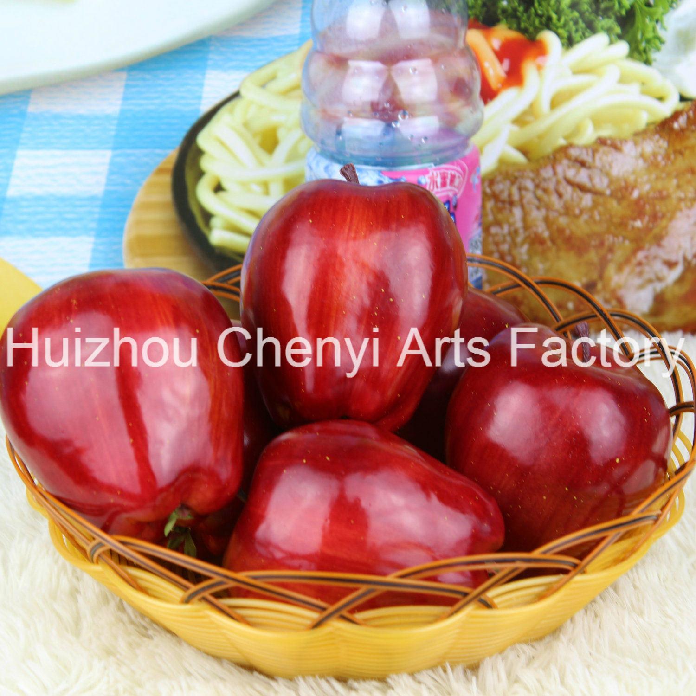 Promozione della Red frutta artificiale