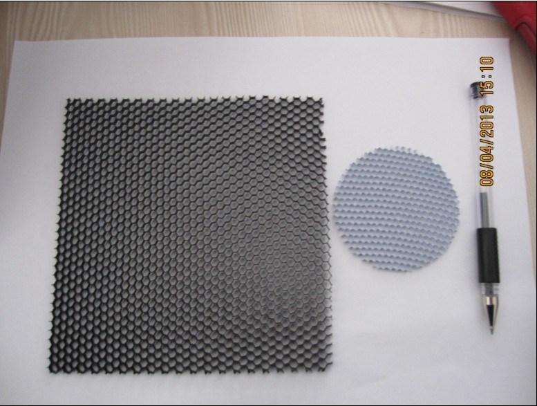 L'aluminium Honeycomb Micro-Aperture Core