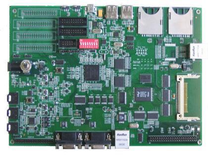 A ROC EB-i.MX27 Evaluation Board