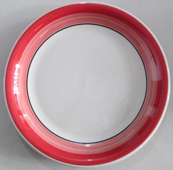 """7,5"""" grès Handpainted Dessert les plaques (WSY1216P)"""
