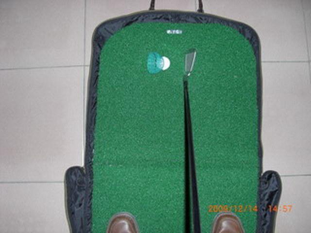 Espace confiné du système de formation de course de Golf (SCE)