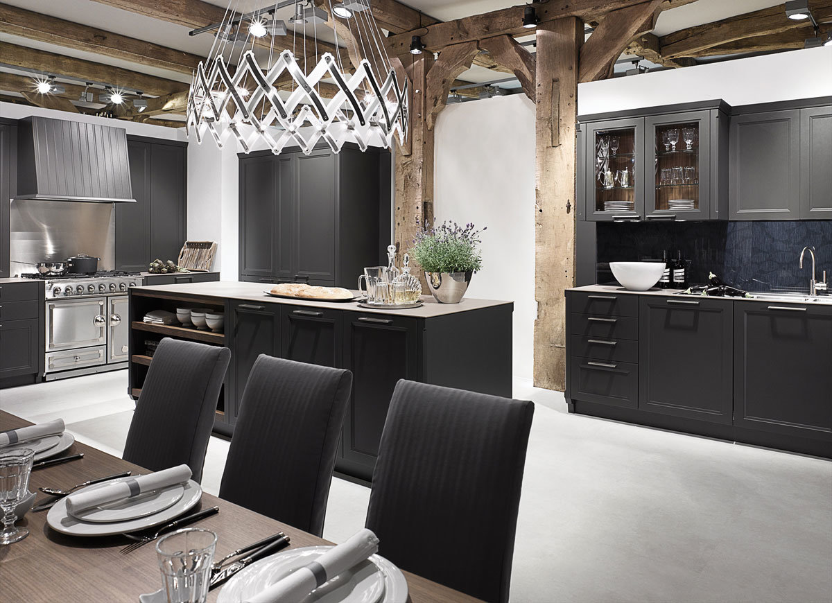 Foto de Casa de moderno diseño de muebles de madera sólida mueble de ...