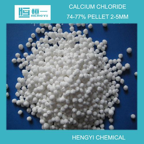 カルシウム塩化物77%の粉か餌または薄片