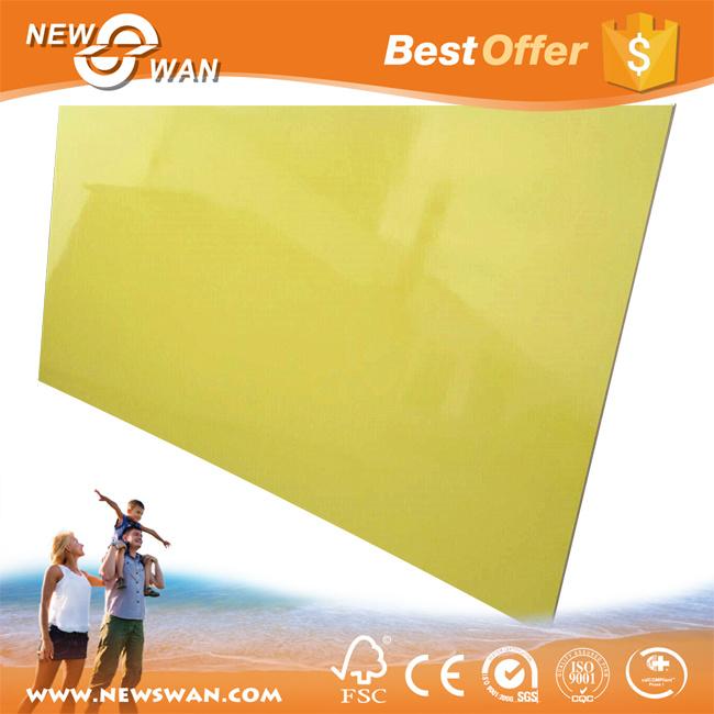 Film en plastique PP confrontés de contreplaqué, de contreplaqué en PVC