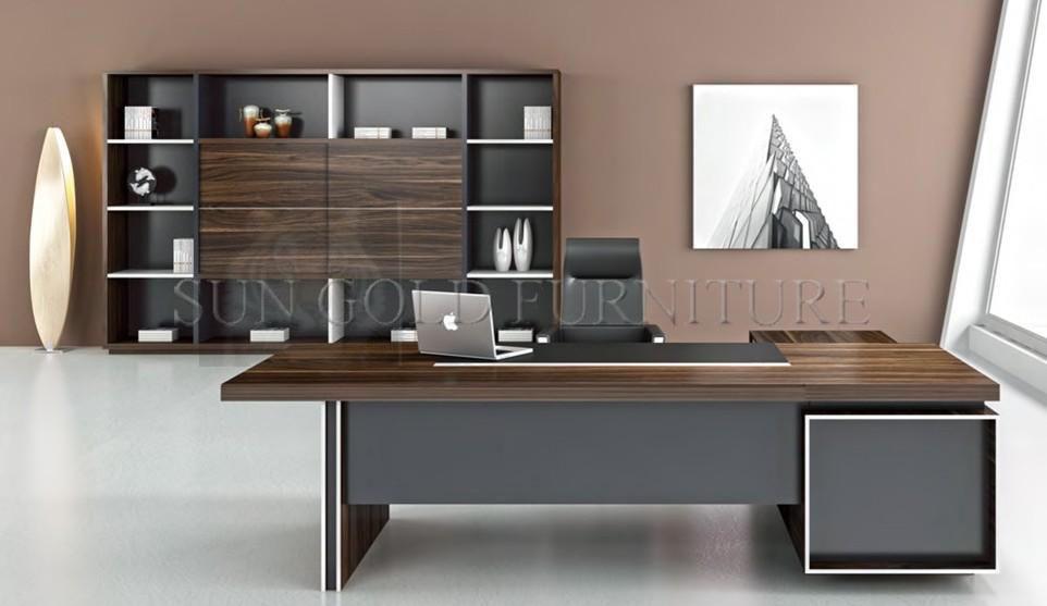 Ufficio Moderno Di Lusso : Forniture di ufficio di legno dell ufficio di disegno moderno