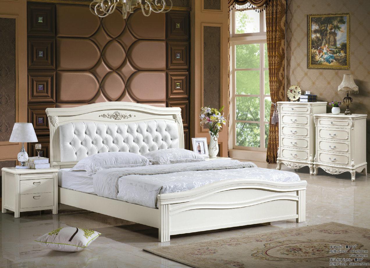 Couleur Des Chambre A Coucher chine chambre à coucher mobilier de couleur blanche hôtel