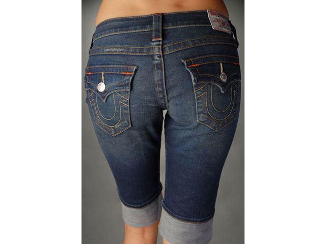 Damen kurze Jeans (JJ-WS003)