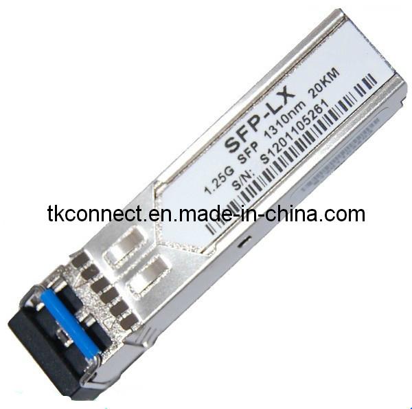 Huawei 1.25g SFP 20km SMF Fiber Optic Module