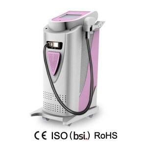 808/810nm Épilation Laser Diode Salon (Artemis 600S de la machine)