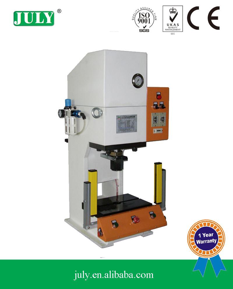 15t Carimbar Pneumático Hidráulico de puncionar o processamento de metais a Operação Manual da Máquina de imprensa