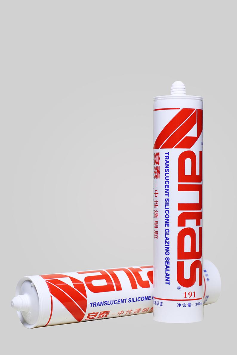 Antas- 191 Sellador de silicona neutra