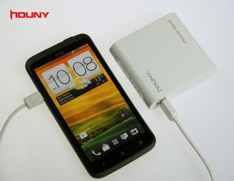 5V 7800mAh de energia móvel /2 saída USB Banco Banco de Potência (CD638)