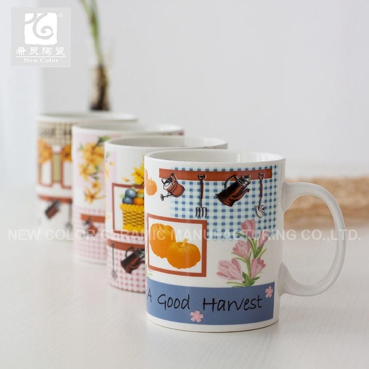 중국 Origin Ceramic Mug Creative Design Company 로고
